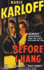 Before I Hang 1940 DVD - Boris Karloff / Evelyn Keyes
